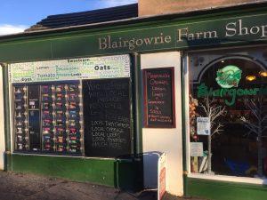 Blairgowrie Farm Shop 1